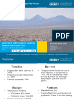 Deep Eutectic Salt Formulations Suitable as Advanced Heat Transfer Fluids