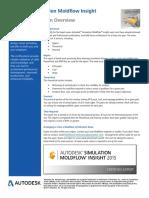 Autodesk Moldflow Expert Certification Overview