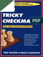 F. Wilson & B. Alberston - 303 Tricky Checkmates