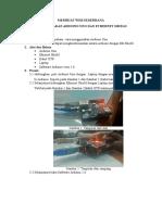 Laporan Arduino Ethernet Shield