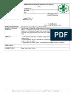 Standar Operasional Prosedur Acn