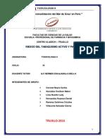 Investigacion Formativa Toxicologia II