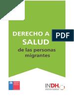 Los Migrantes y su Salud en Chile