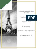 Manual de teoria y codigos de metodos numericos C++