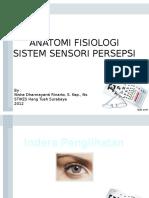 AnFis Sensori Persepsi Nisha
