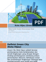 Kota Hijau (Green City) Oleh Kelompok 2 (Kelas B)