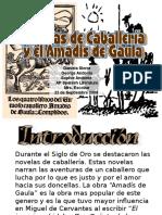 NOVELA DE CABALLERIA SOFIA, GEORGE Y DANIELA.ppt