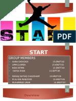 Start-Entrepreneurship plan