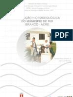 Relatório Hidrogeológico Rio Branco - CPRM 2007