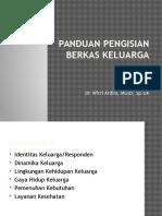 6.Panduan Pengisian Berkas Keluarga