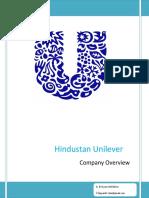 KYC Hindustan Unilever