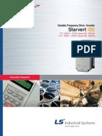 Brochure - Variador IS5