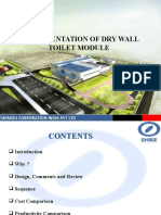 Implementation of Dry Wall Module Final