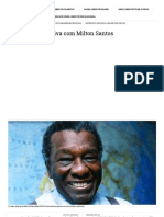 Caros Amigos - Entrevista Explosiva Com Milton Santos