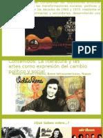 Expresiones Artísticas en Chile durante 1960