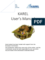 Karel User's Manual