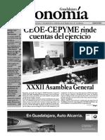 Periódico Economía de Guadalajara #37 Julio 2010