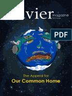 Xavier Magazine 2015