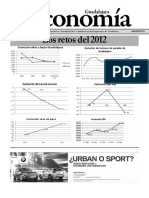 Periódico Economía de Guadalajara #52 Diciembre 2011