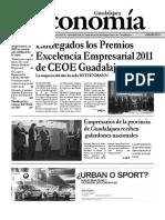 Periódico Economía de Guadalajara #51 Noviembre 2011