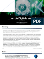 Raamwerk Digitale Strategie
