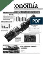 Periódico Economía de Guadalajara #57 Mayo 2012