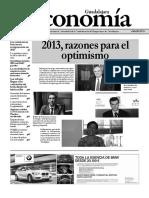 Periódico Economía de Guadalajara #63 Diciembre 2012