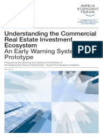 WEF IU Understanding the Commercial Real Estate Investment Ecosystem