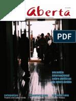 cenaberta, 9 - Março/2010