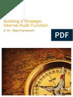 Presentation 1 - Building a Strategic Internal Audit Function