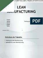 Apresent Lean Manufacturing