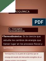 Termodinámica-Bachillerato
