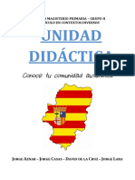 Unidad Didáctica Aragón