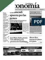 Periódico Economía de Guadalajara #93 Septiembre 2015