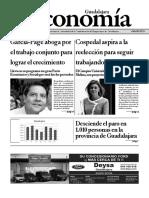 Periódico Economía de Guadalajara #89 Abril 2015