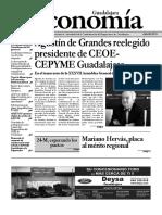 Periódico Economía de Guadalajara #90 Mayo 2015