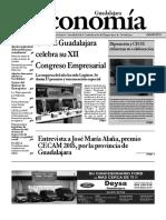 Periódico Economía de Guadalajara #94 Octubre 2015