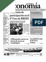 Periódico Economía de Guadalajara #79 Mayo 2014