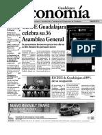 Periódico Economía de Guadalajara #81 Julio 2014