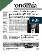 Periódico Economía de Guadalajara #82 Septiembre 2014