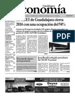 Periódico Economía de Guadalajara #85 Diciembre 2014