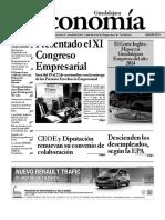 Periódico Economía de Guadalajara #83 Octubre 2014
