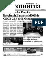 Periódico Economía de Guadalajara #84 Noviembre 2014