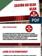 Organización Ku Klux Klan