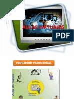 exposición de aulas virtuales