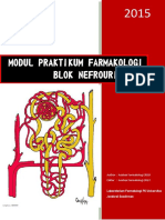 Modul Farmakologi Untuk Praktikan