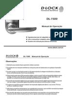DL1500 Manual