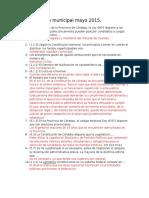 Preguntero siglo21 municipal del 2015