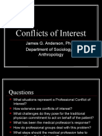 Conflicts of Interest4006