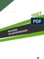 Relatorio Sustentabilidade 2007